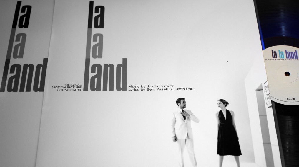 La La Land ©ParisVinyl