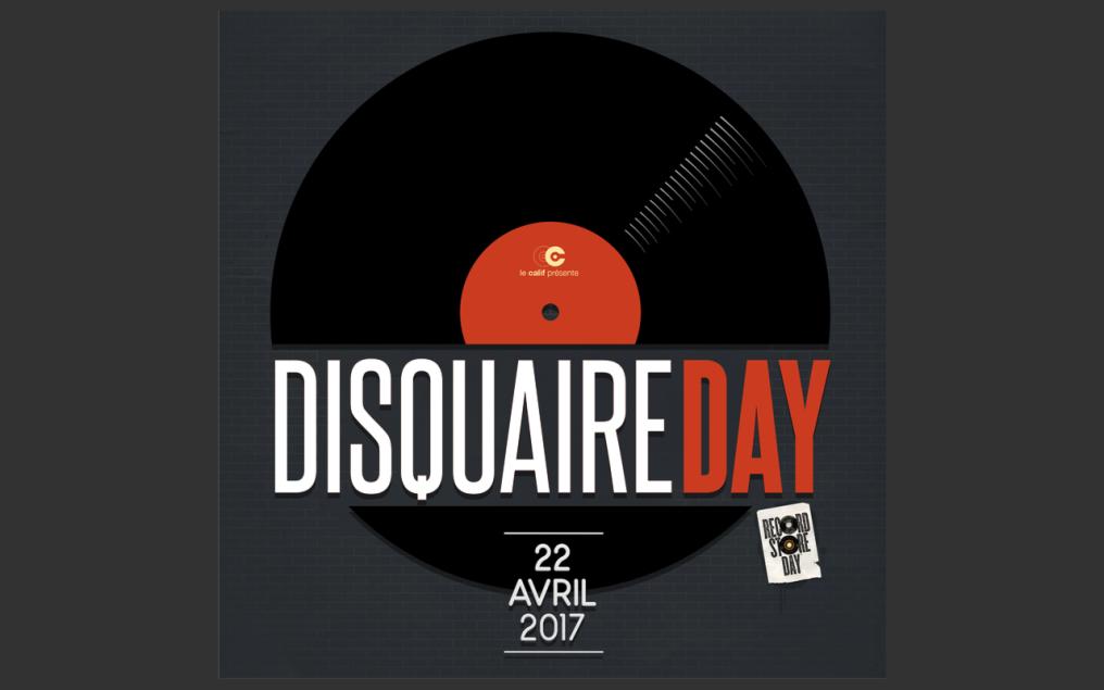 © Disquaire Day
