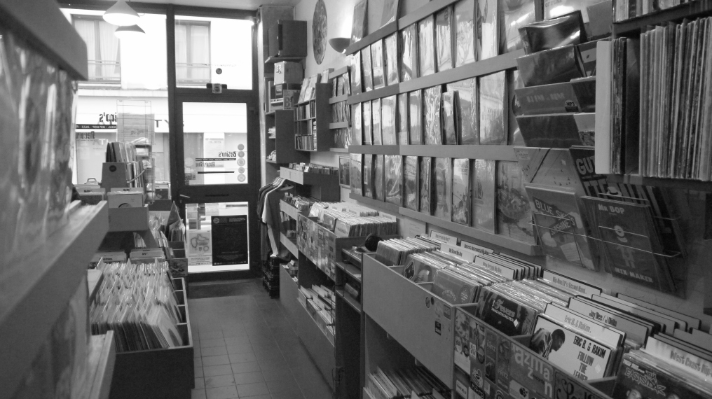 Betino's Record Shop © Paris Vinyl