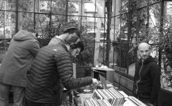 Phonographe Corp © Paris Vinyl