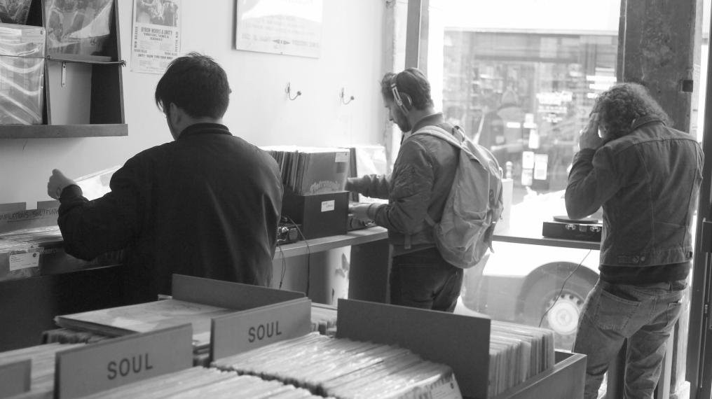 Superfly Records © Paris Vinyl