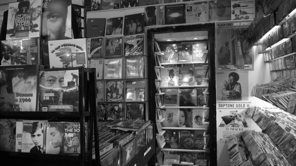 Le Silence de la Rue © Paris Vinyl