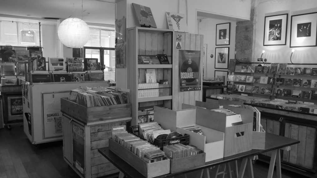 Penny Lane Record Store © Paris Vinyl