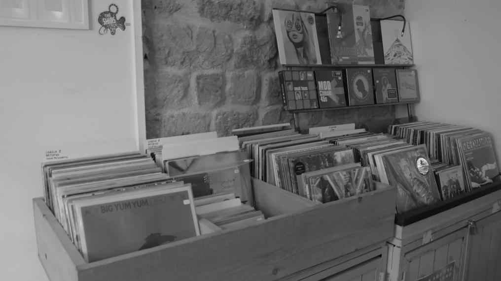 Penny Lane Record Store © Paris Vinyl